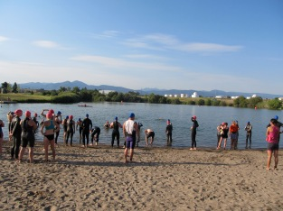 Bozeman Triathlon 2015
