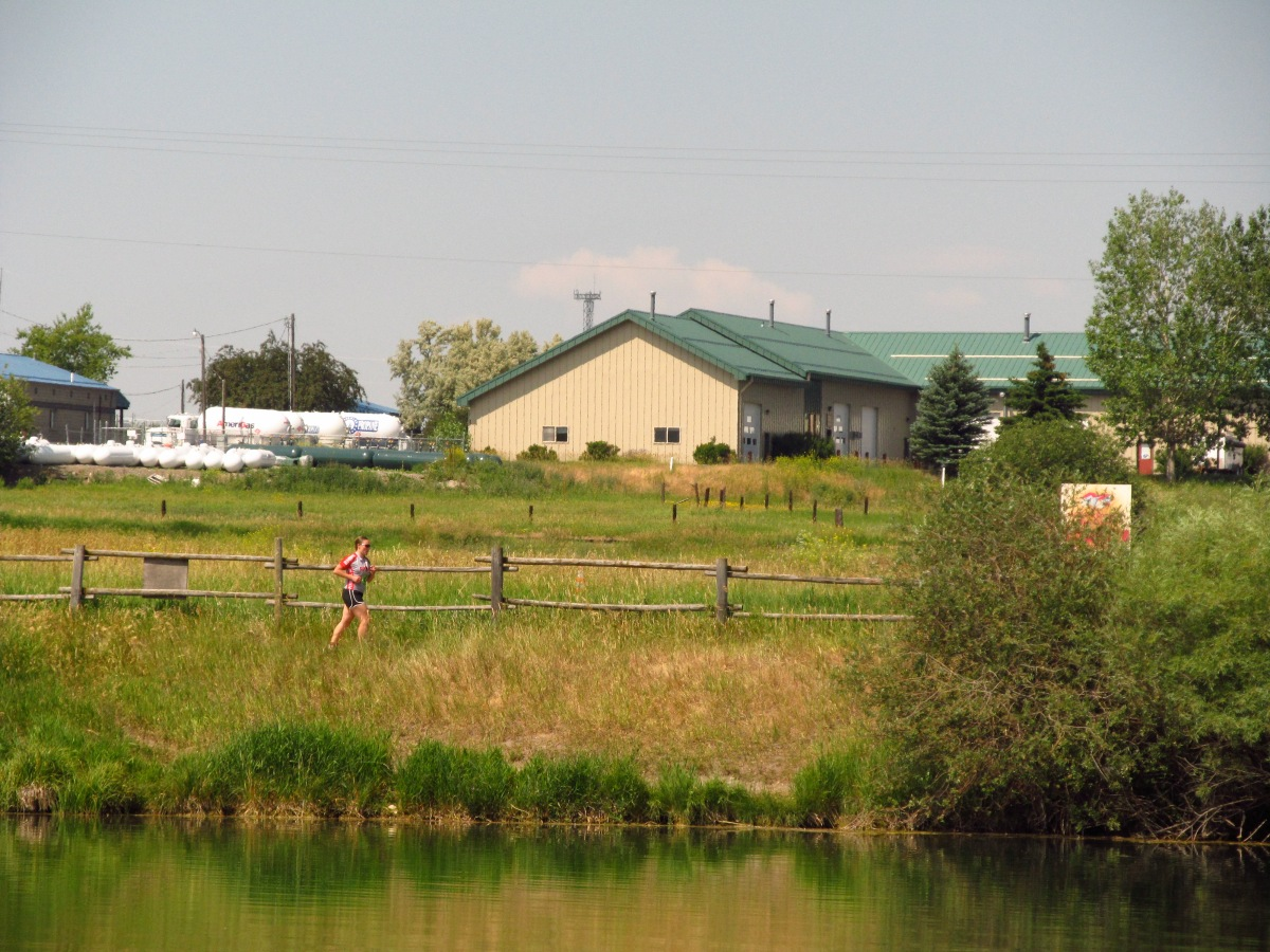 Bozeman, Days 1-4: French Fries, Headaches, and a Triathalon