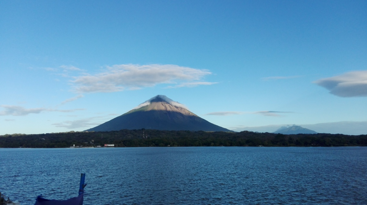 Ometepe Island: a Meeting of Edges